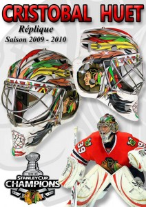 masque-mask-nhl-matthieu-merlin-venom-design-bauer-hockey-glace-roller-ccm-personnalisation-aerographe-chicago-cristobal-huet-blackhawks