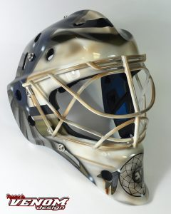 casque-saxoprint_magnus_decoration_peinture_masque_gardien_hockey_glace_roller_design_venom__gardien_goalie-pierre-picalausa-viry-personnalisation-ccm-bauer-matthieu_merlin_aero-droit2